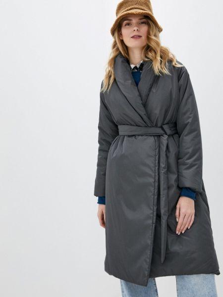 Утепленная куртка - зеленая Sultanna Frantsuzova