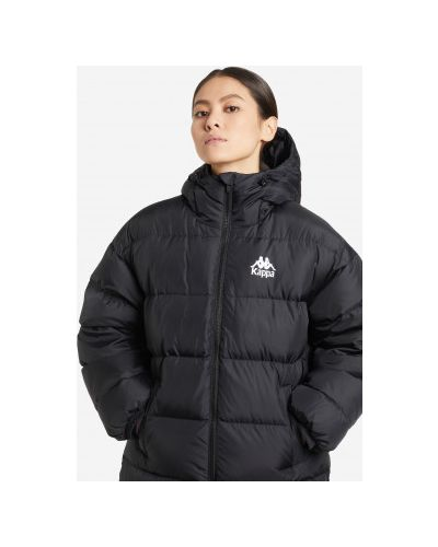 Утепленная куртка - черный Kappa