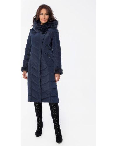Пальто с мехом Dizzyway