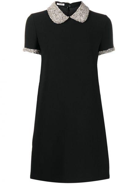 Sukienka z kieszeniami Miu Miu