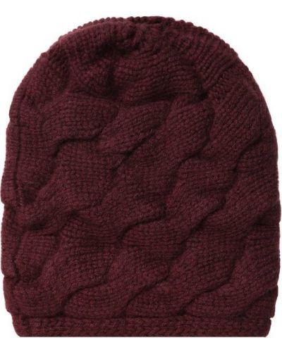 Вязаная шапка бини с помпоном Tsum Collection