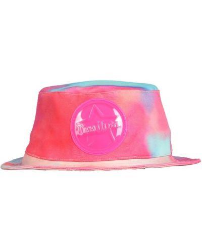 Różowy kapelusz Teen Idol