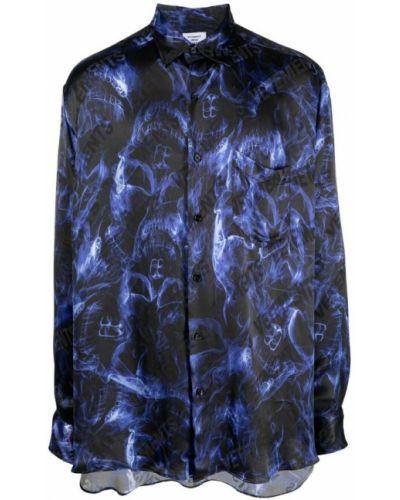 Czarna koszula Vetements