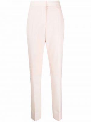 Spodnie z wiskozy - beżowe Givenchy