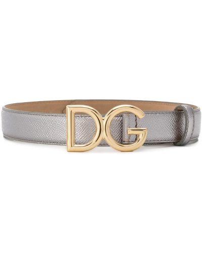 Ремень с логотипом Dolce & Gabbana