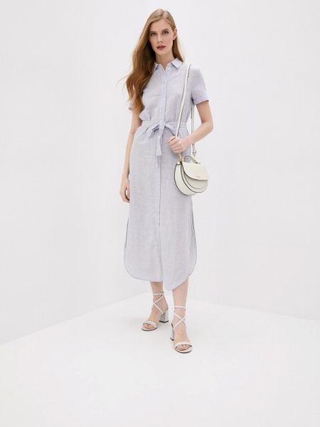 Платье платье-рубашка весеннее Armani Exchange