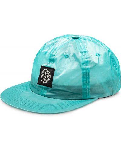 Niebieska czapka z nylonu Supreme
