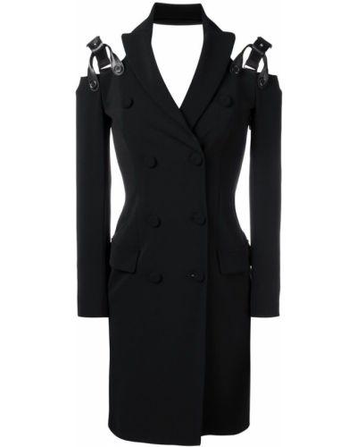 Платье миди длинное с карманами Moschino