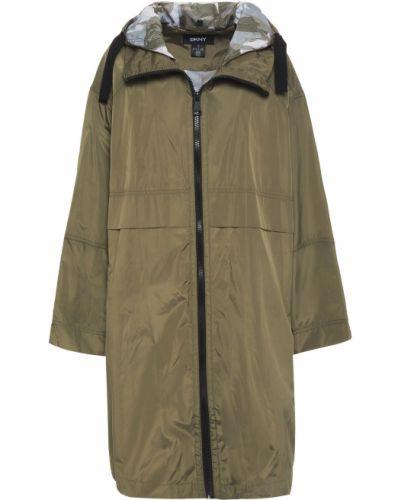 Płaszcz przeciwdeszczowy - zielony Dkny
