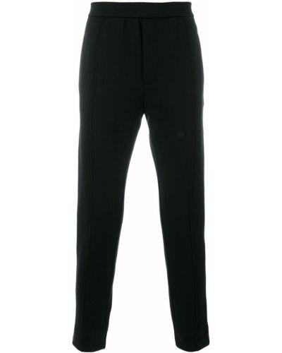 Спортивные брюки с карманами с поясом Prada