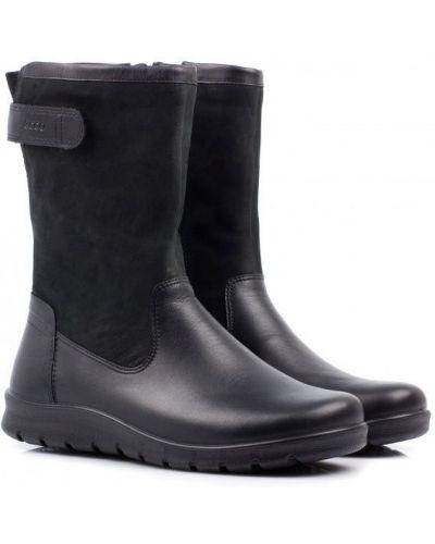 Ботинки на каблуке Ecco