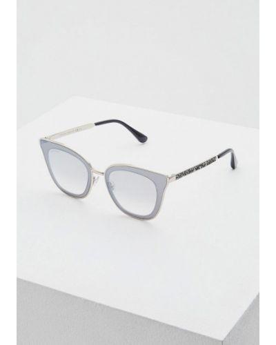 Солнцезащитные очки прямоугольные квадратные Jimmy Choo