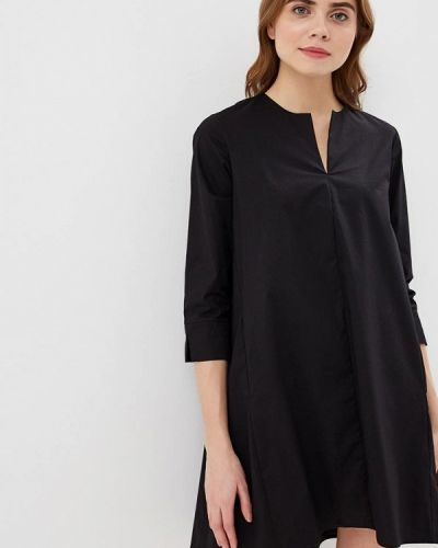 Платье - черное Massimiliano Bini