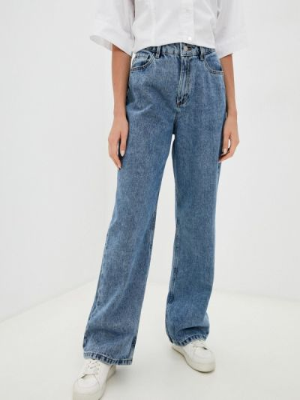 Прямые джинсы - голубые Ostin