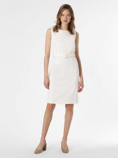 Biała sukienka elegancka Apriori