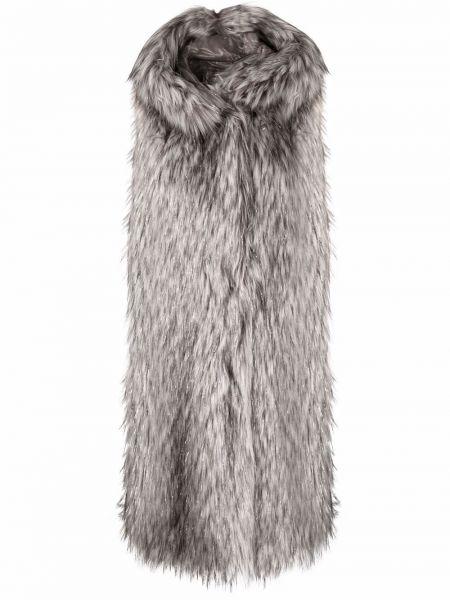Пуховая классическая жилетка с капюшоном без рукавов Herno