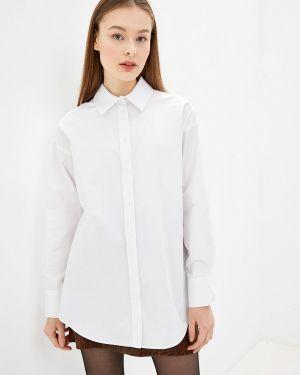 Рубашка с длинным рукавом белая Tom Farr