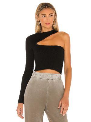 Шерстяной свитер - черный Nbd