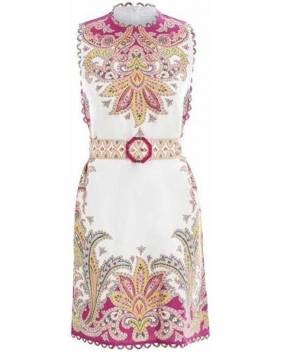 Biała sukienka Zimmermann