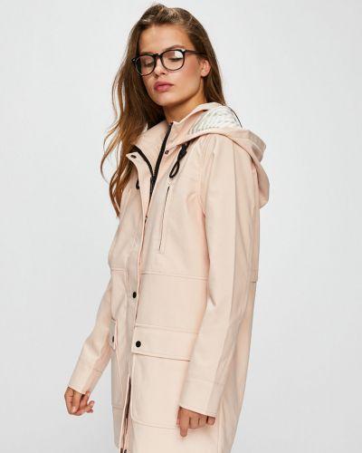 Утепленная куртка с капюшоном прямая Review