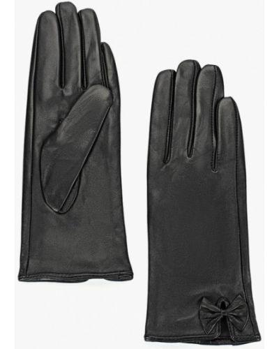 Кожаные перчатки 2019 черный Venera