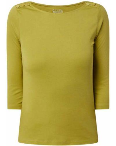 Zielona bluzka bawełniana Christian Berg Women