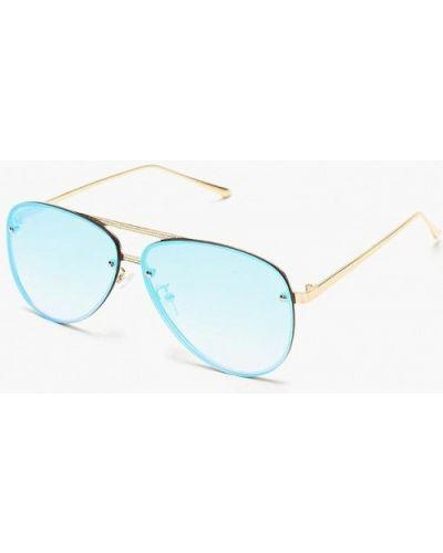 Солнцезащитные очки авиаторы Love Republic