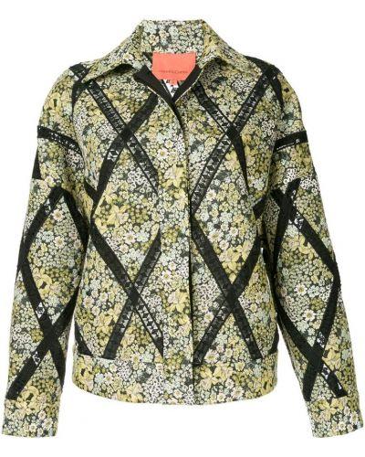 Классический пиджак с карманами с воротником Manning Cartell