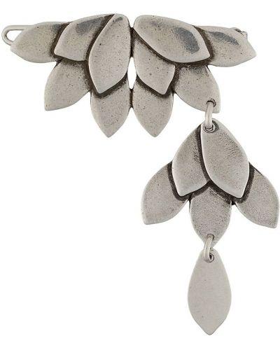 Серебряная заколка с подвесками Isabel Marant