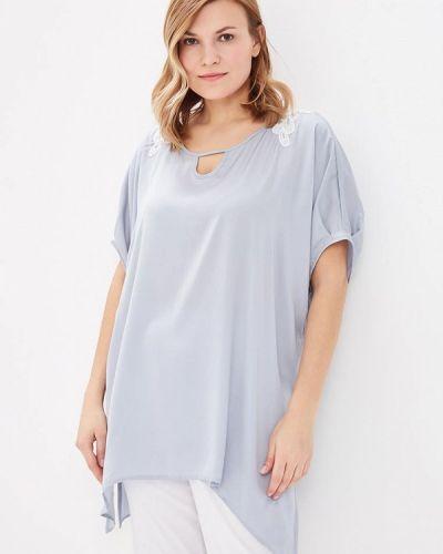 Серая блузка Silver String