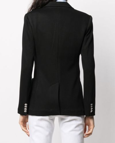 Блейзер длинный - черный Polo Ralph Lauren