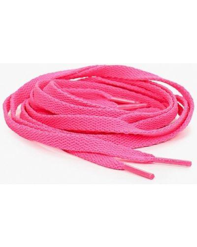 Розовые шнурки на шнурках Nothing But Love