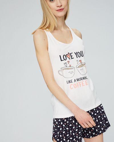Рубашка с принтом с поясом Henderson Ladies