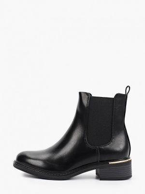 Черные ботинки осенние Marquiiz