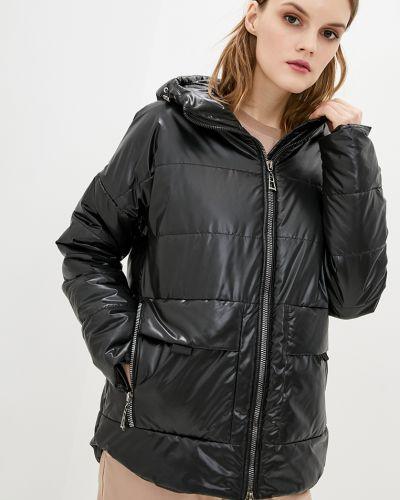 Куртка оверсайз - черная Modniy Oazis