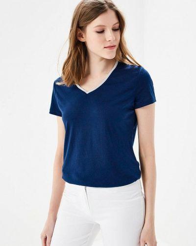 Синяя футболка Savage