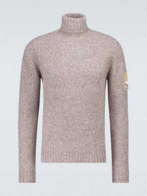 Шерстяной свитер - бежевый Bogner