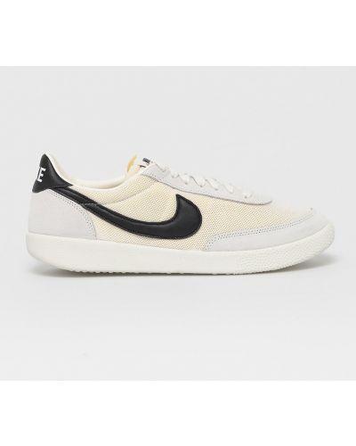 Sneakersy skorzane sznurowane Nike Sportswear