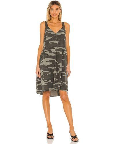 Платье рубашка - коричневое Splendid