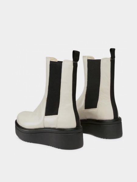 Ботинки челси - белые Vagabond
