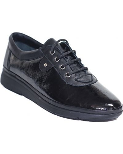 Повседневные туфли - черные Trio Trend