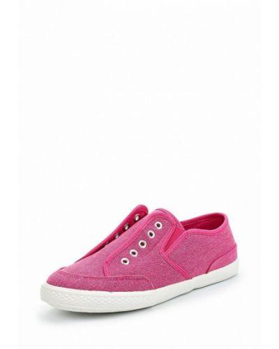 Розовые кеды United Colors Of Benetton