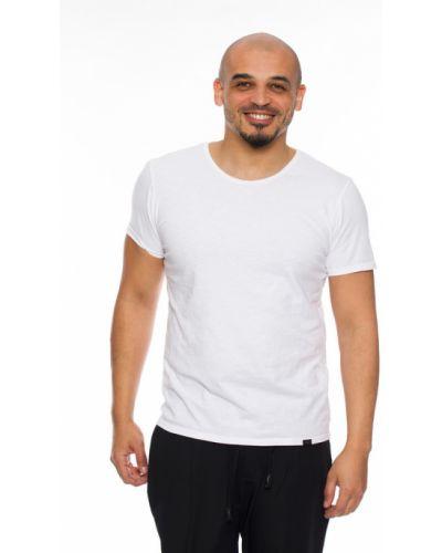 Biały t-shirt Reykjavik District