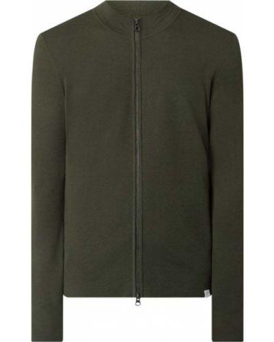 Zielona kurtka bawełniana Nowadays