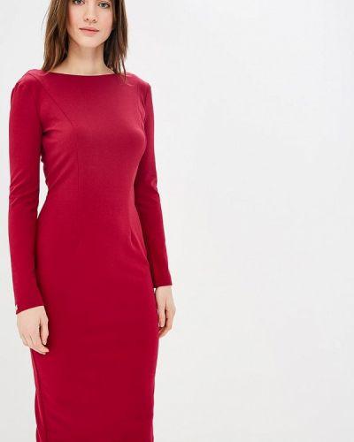 Платье бордовый красный Royal Elegance
