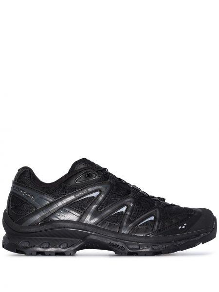 Черные кроссовки Salomon S/lab