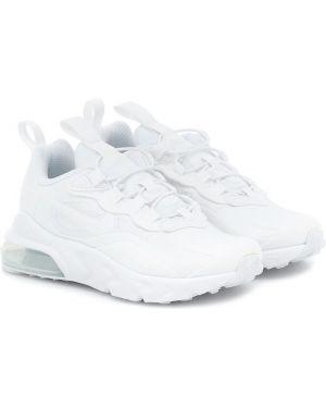 Кроссовки белые Nike Kids