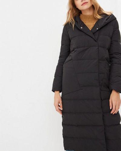 Пальто - черное Katya Erokhina