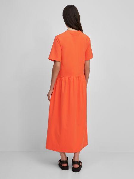 Красное джинсовое платье Marc O'polo Denim