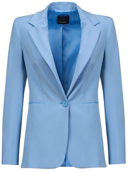 Пиджак на пуговицах из вискозы Pinko